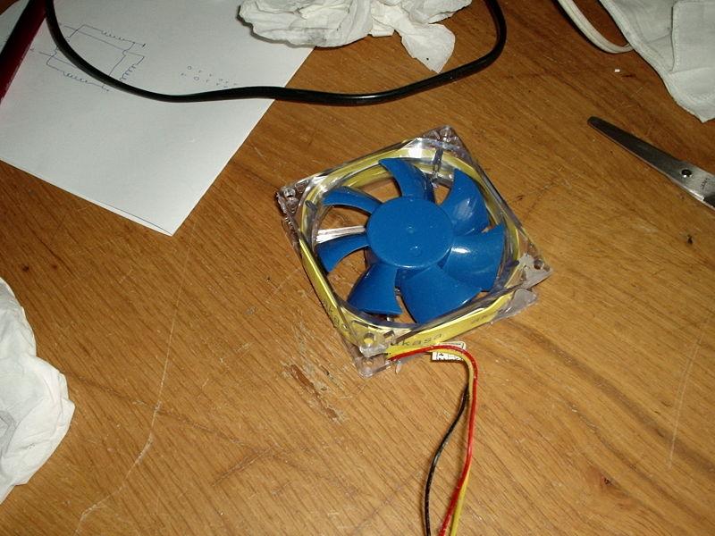 Invertir un ventilador - Aspas para ventiladores ...